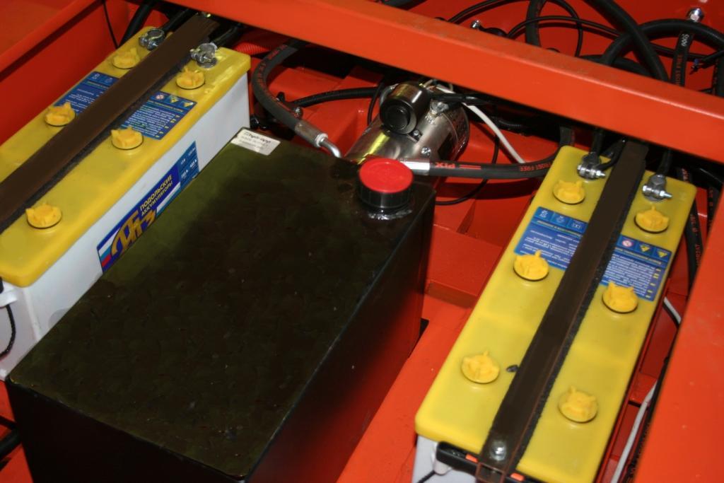 Дополнительное оборудование Гидростанция